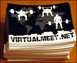 Virtualmeet.net stickers